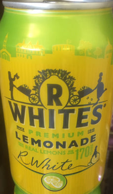 R Whites Lemonade Can  330ml