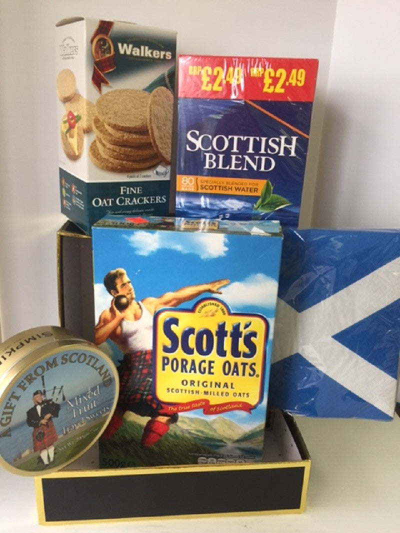 Scottish Hamper - Basket