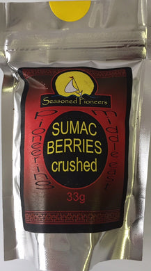 Seasoned Pioneers Sumac Berries Crushed