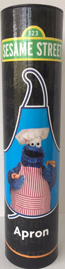 Sesame Street Cookie Monster Adult Apron - Gift