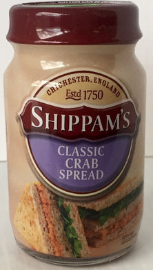 Shippams Crab Fish Paste 75g