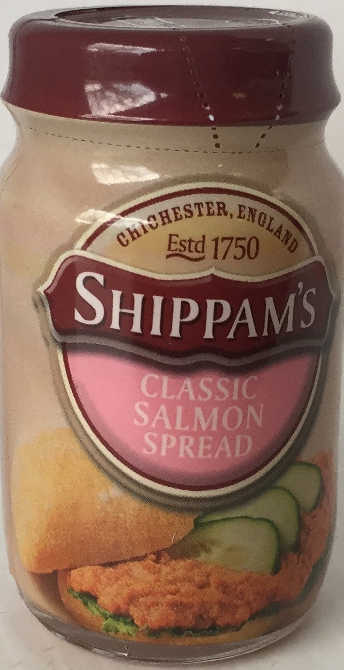 Shippams Salmon Fish Paste 75g