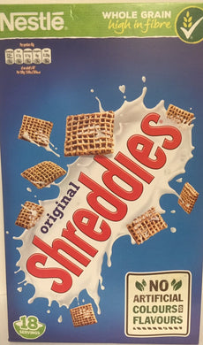 Shreddies Cereal Box 750g