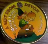 Simpkins Travel Sweets Devon 7oz Tin