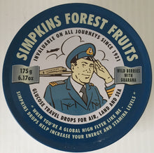 Simpkins Forest Fruits with Guarana Travel Sweets
