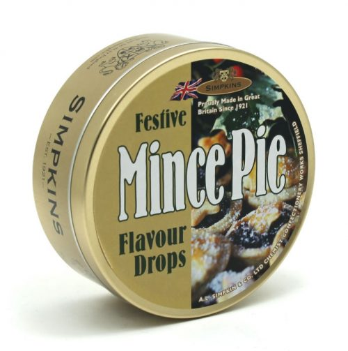 Simpkins Mince Pie Travel Sweets