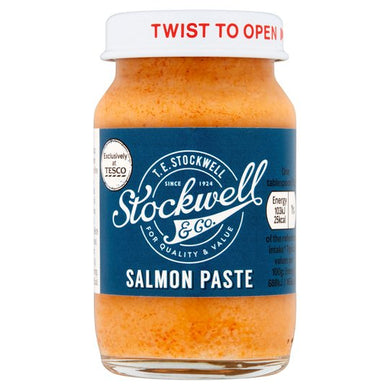 Stockwell & Co Salmon Paste 75g