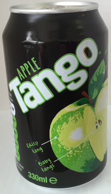 Tango Apple Soda Can  330ml