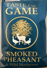 Taste Of Game Smoked Pheasant & Wild Mushroom Crisps 40g