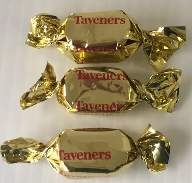 JG Chocolate Eclairs Wrapped Sweets Taveners 100g