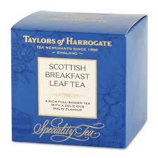 Taylors of Harrogate Scottish Breakfast Loose Leaf Tea 125g