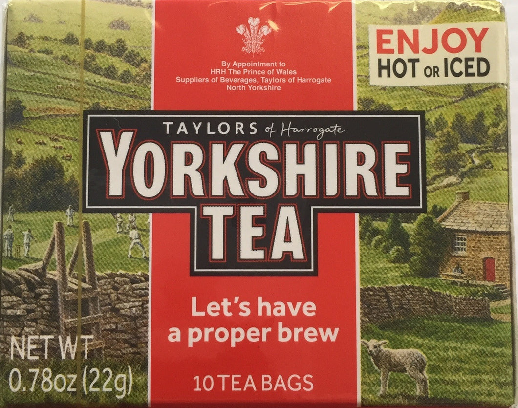 Taylors of Harrogate Yorkshire Red Teabags 10ct