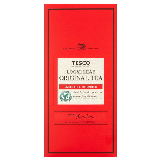 Tesco Loose Leaf Original Tea 250g