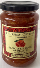 Thursday Cottage Blood Orange Marmalade 12 oz