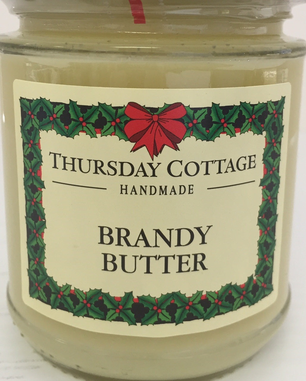 Thursday Cottage Brandy Butter 7.5 oz  210g- Christmas