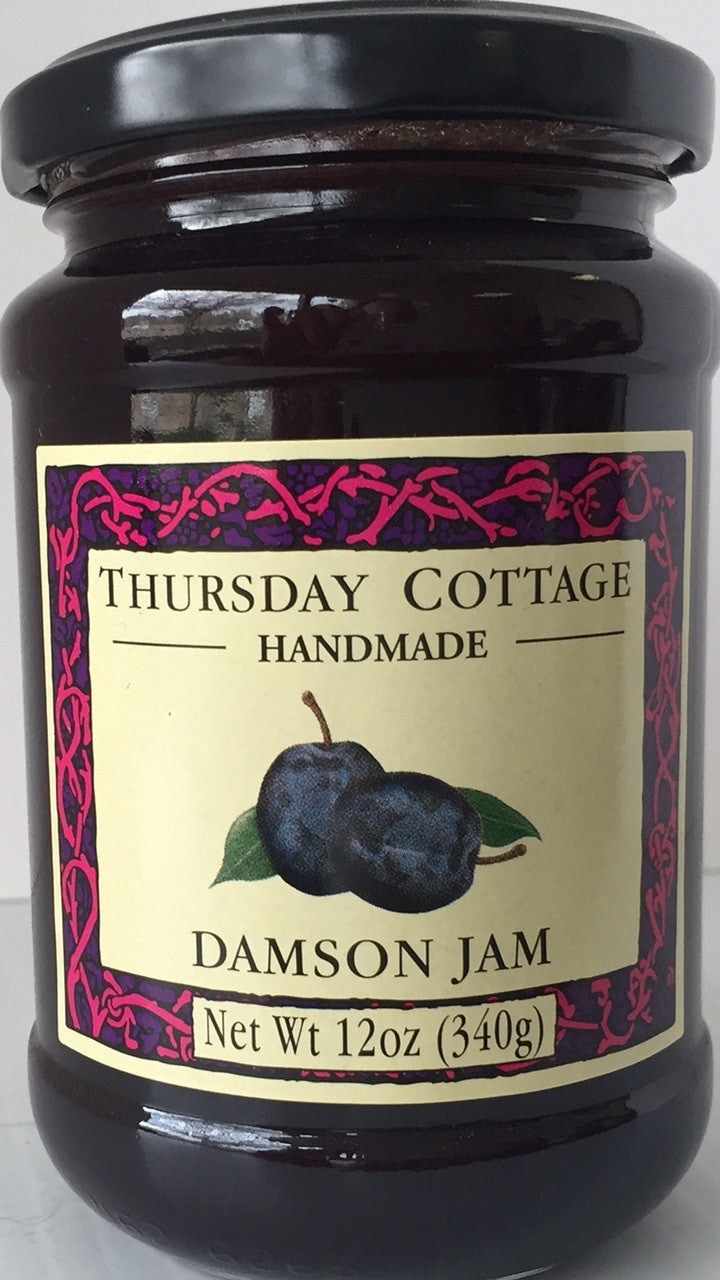 Thursday Cottage Damson Plum Preserve 340g