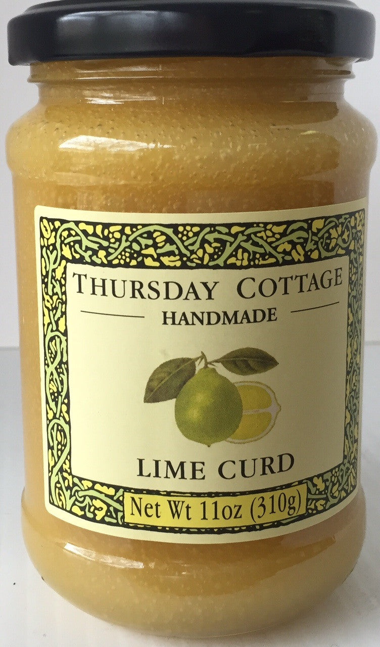Thursday Cottage Lime Curd 310g