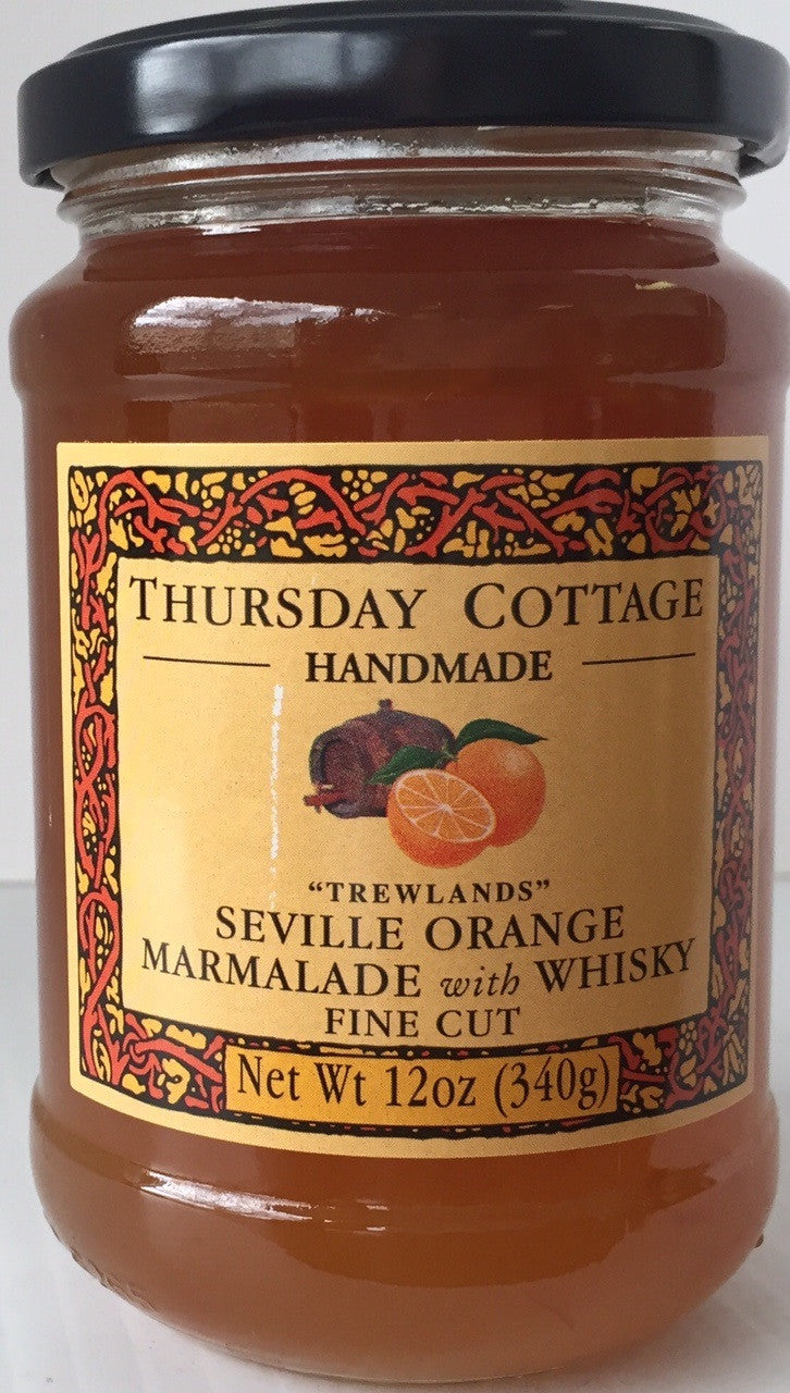 Thursday Cottage Orange and Whisky Marmalade 340g
