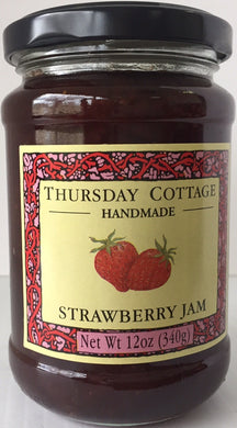 Thursday Cottage Strawberry Preserve 340g