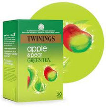 Twinings Green  Tea Apple & Pear 20 bags