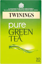 Twinings Green Tea Pure 20\'s bags