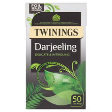 Twinings Darjeeling Teabags 50ct
