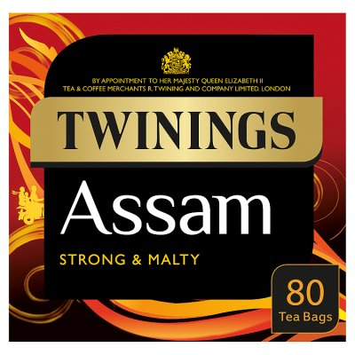 Twinings Assam Teabags 80 bags