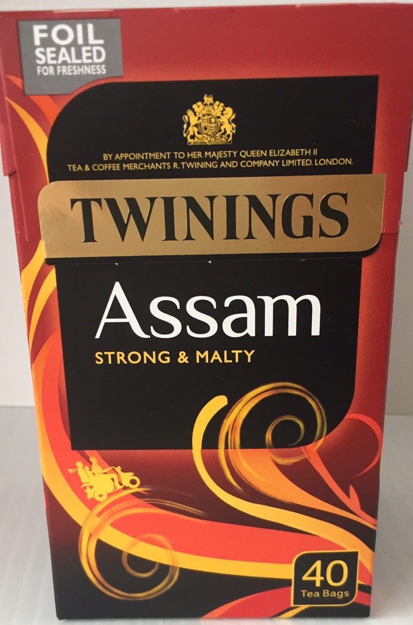 Twinings Assam Teabags 40 bags