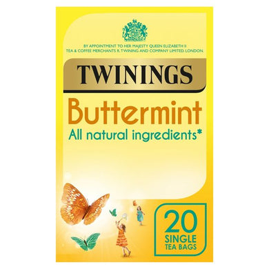 Twinings Buttermint Teabags 20ct
