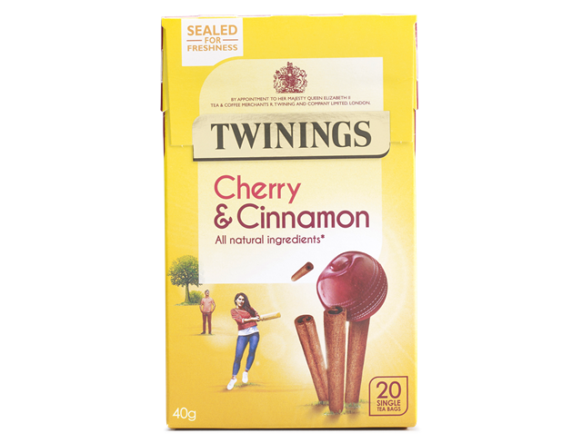 Twinings Cherry & Cinnamon  20 bags