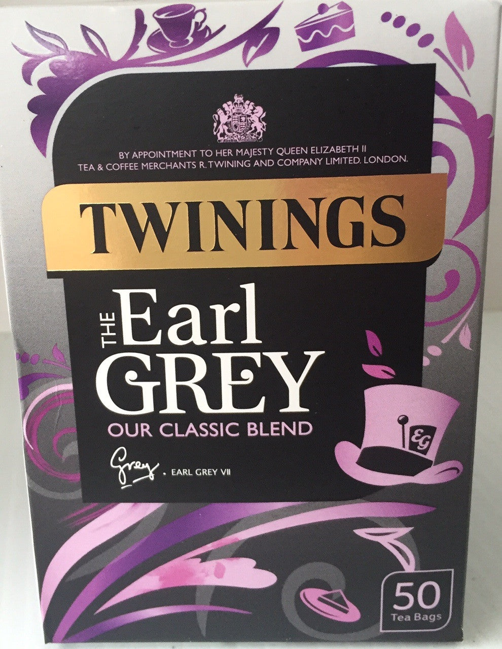 Twinings Earl Grey Teabags 50ct