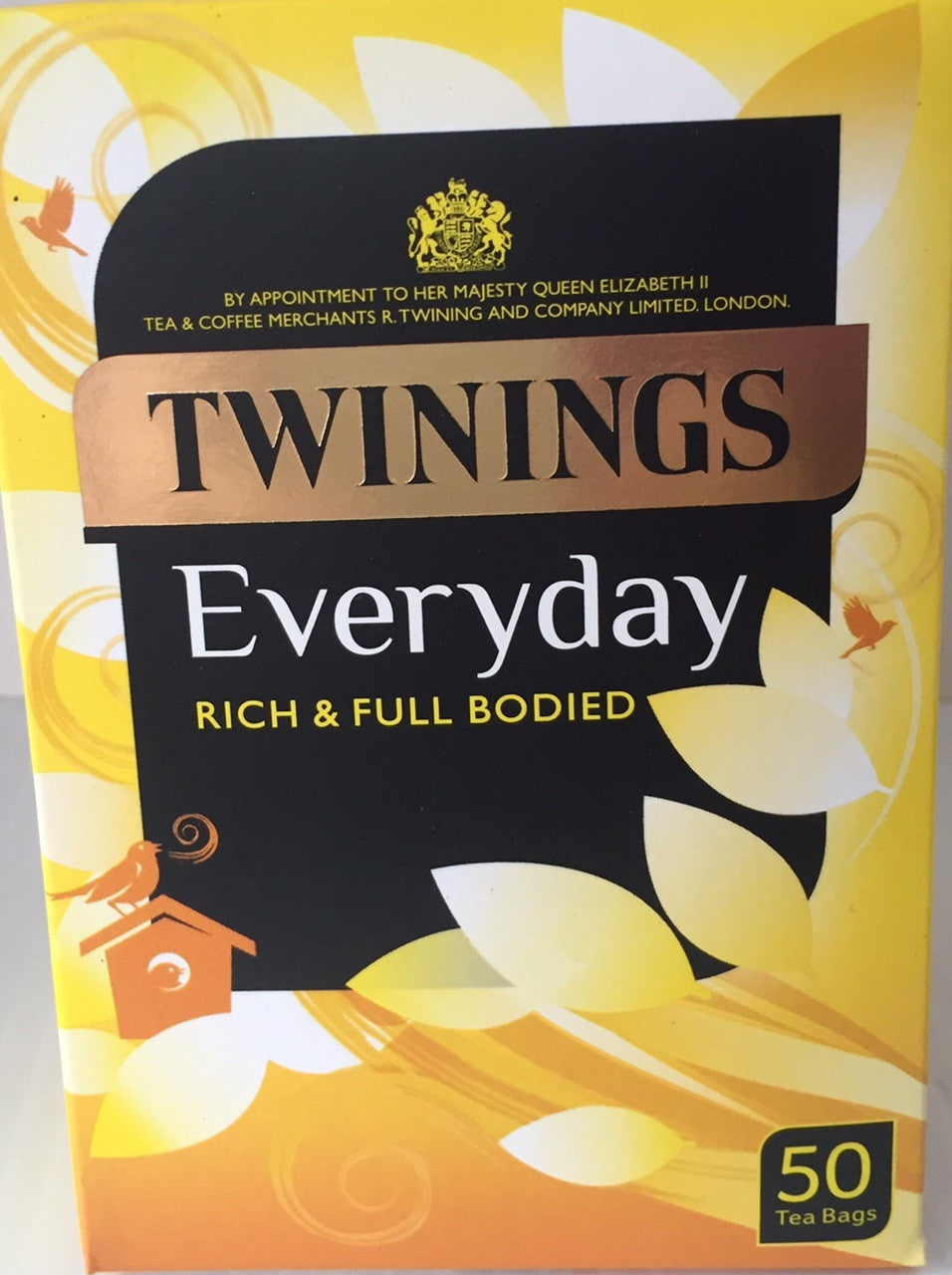 Twinings Everyday 50 ct teabags