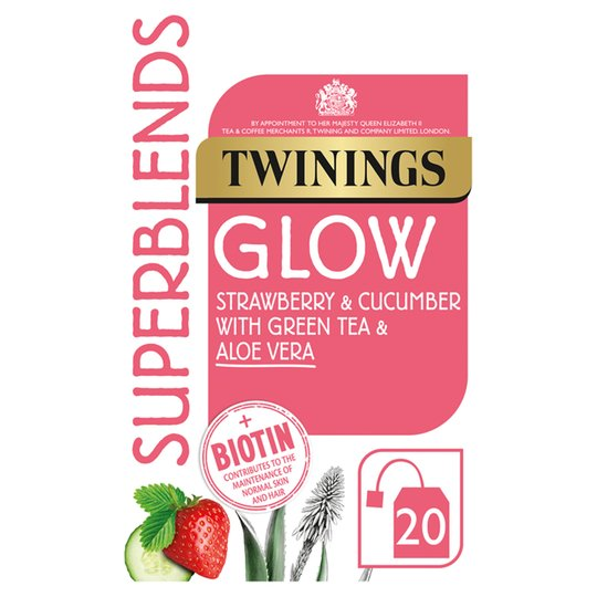 Twinings Superblends Glow Teabags 20ct