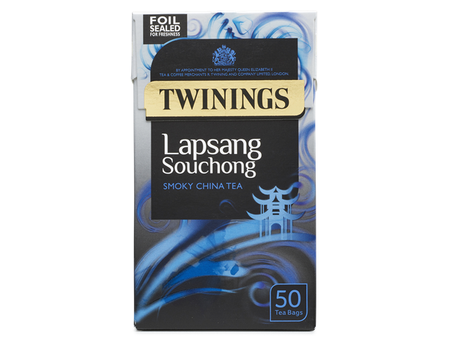 Twinings Lapsang Souchong Teabags 50ct