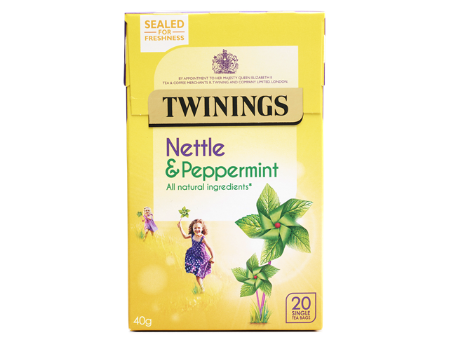 Twinings Nettle & Peppermint Teabags 20ct