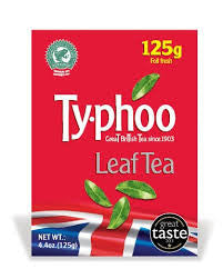 Typhoo Tea Loose 125g Box