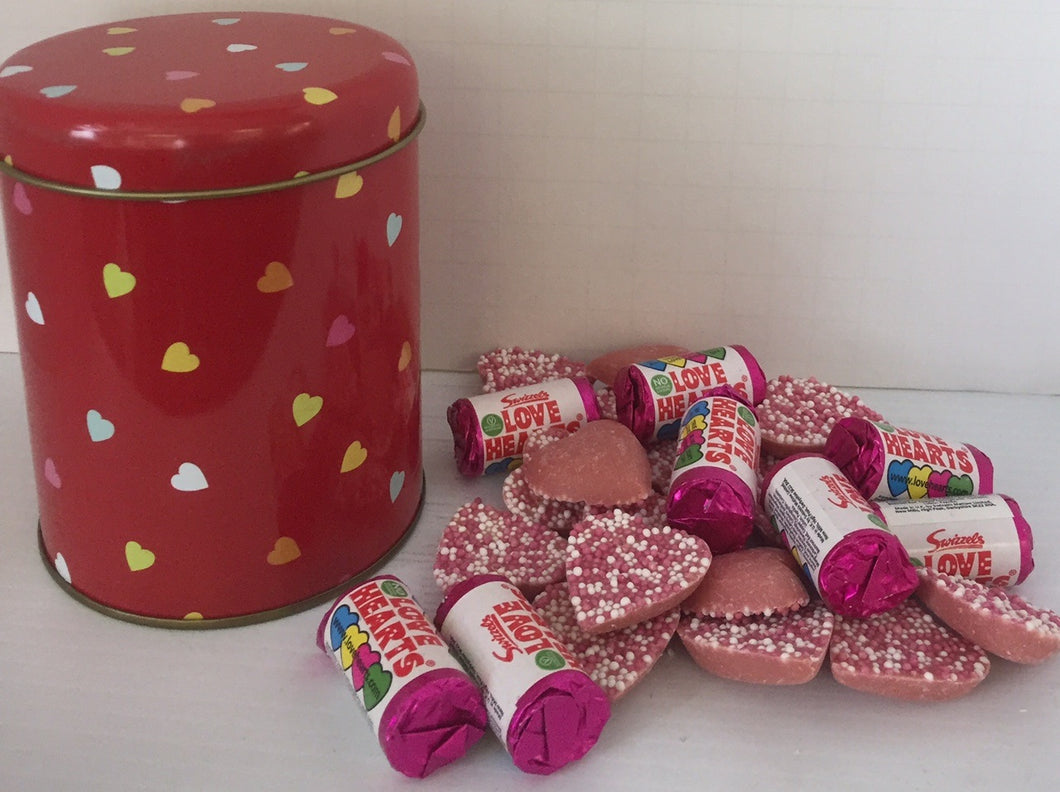 Valentine Mini Gift Tin