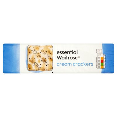 Waitrose Cream Crackers 300g