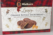 Walkers Milk Chocolate Orange Royals 5.3oz #4642
