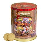 Walkers Shortbread Musical Tin 200g # 1538 - Christmas