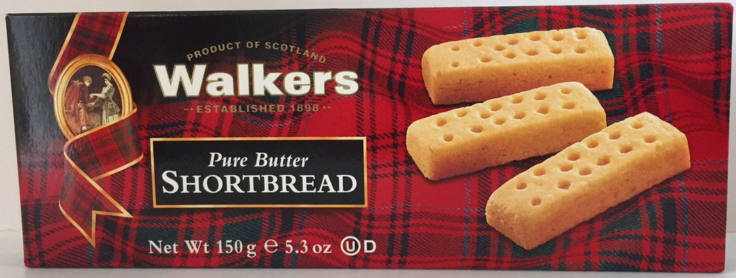 Walkers Shortbread Fingers 5.3oz box #115