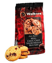 Walkers Shortbread Mini Choc Chip Cello Bag no. 1768