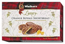 Walkers Milk Chocolate Orange Royals 5.3oz no.4642