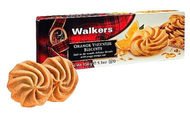 Walkers Orange Viennese Biscuit no. 5311