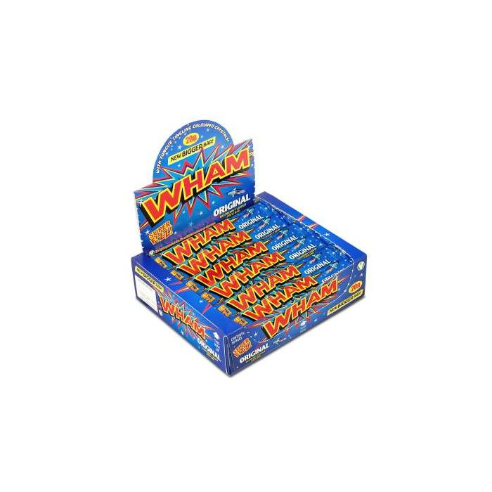 Barratts Wham Chew Bar x 5