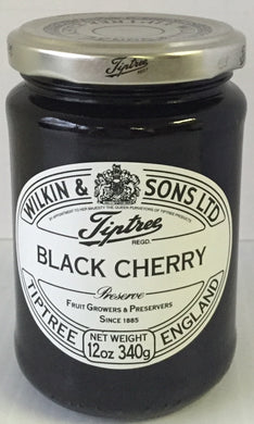 Tiptree Black Cherry Preserve 12oz