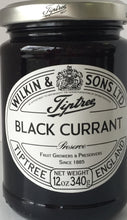 Tiptree Blackcurrant Preserve 12oz