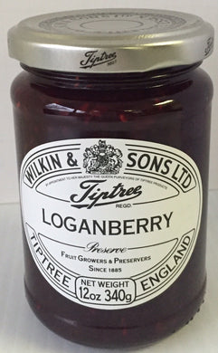Tiptree Loganberry Preserve 12oz