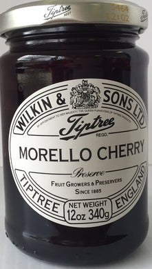 Tiptree Morello Cherry Preserve 12oz