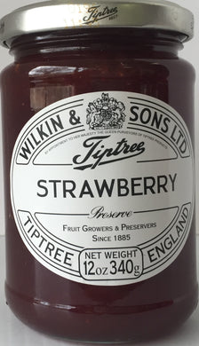 Tiptree Strawberry Preserve 12oz